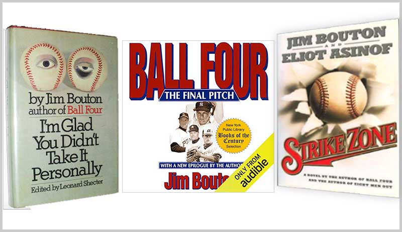 Ball Four by Jim Bouton 5