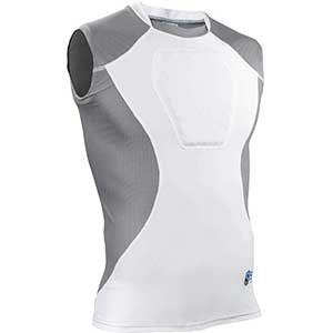 Sports Unlimited Diamond Shield Youth Baseball Sternum Guard Shirt