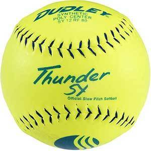 Dudley USSSA Thunder SY Slowpitch Classic M Stamp Softball