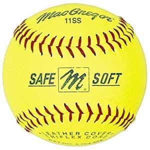 MacGregor Safe/Soft Training Softballs