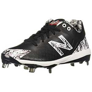 New Balance 4040v5 Metal Low-Cut Baseball Shoe