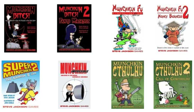 Best Munchkin Expansions