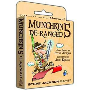 Munchkin 5 – De-Ranged