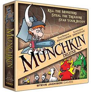 Steve Jackson Games Munchkin Deluxe