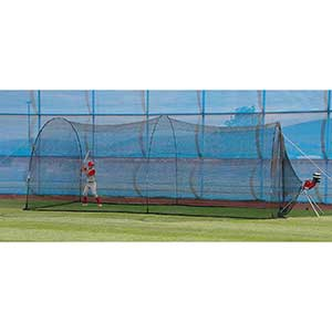 Heater Sports PowerAlley Baseball and Softball Batting Cage Net Frame