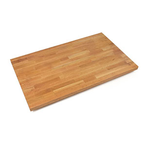 John Boos Cherry-Wood Kitchen Countertop