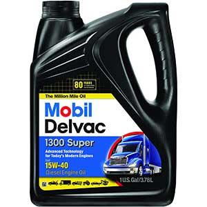 Mobil Delvac 1300 Engine Oil