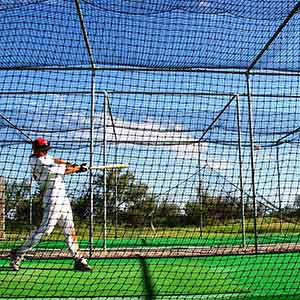 Net World Sports Baseball Batting Cage Nets