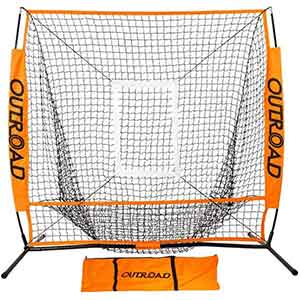 Outroad Baseball Net 5x5/7x7 Batting and Pitching Practice Net