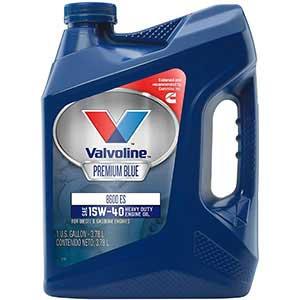 Valvoline Premium Engine, SAE 15W-40 Engine Oil
