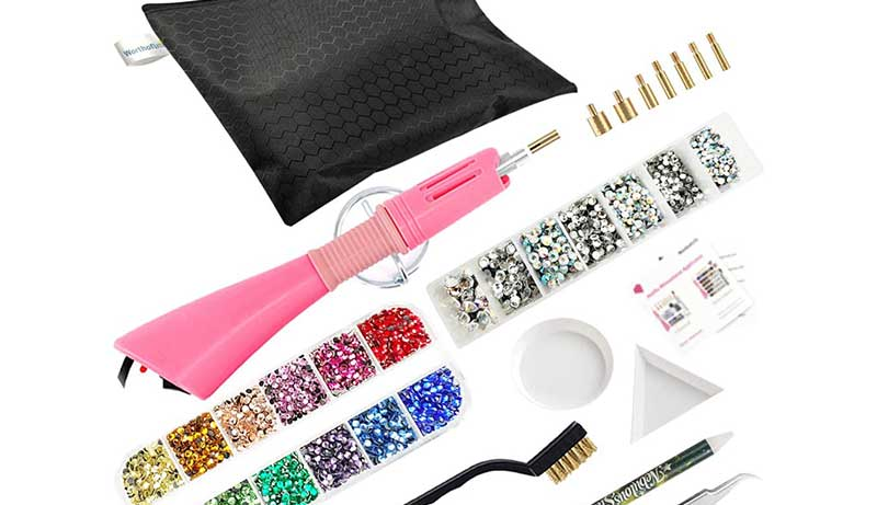 Best Rhinestone Applicator