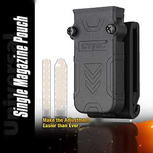 CYTAC Single/Double Ar Mag Pouch (9MM or .40/.45 Caliber)
