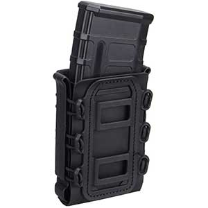 IDOGEAR Tactical Ar Magazine Pouch – Hunting/Shooting (5.56mm to 7.62mm)