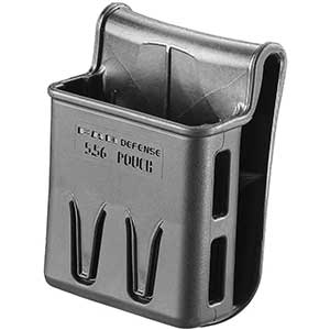 Mako Ar Mag Pouch, Polymer, with Belt Paddle (5.56mm Mag)