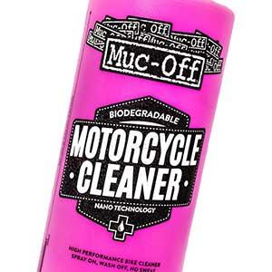 Muc Off Dirt Bike Cleaner (NanoTech) – No CFCs & No Solvents