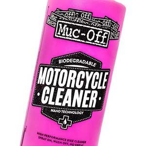 Muc Off Dirt Bike Cleaner (NanoTech) – No CFCs & No Solvents