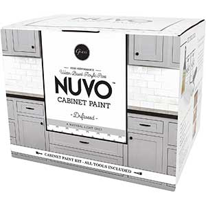 Nuvo Driftwood Cabinet Paint - 1 Day DIY Finishing