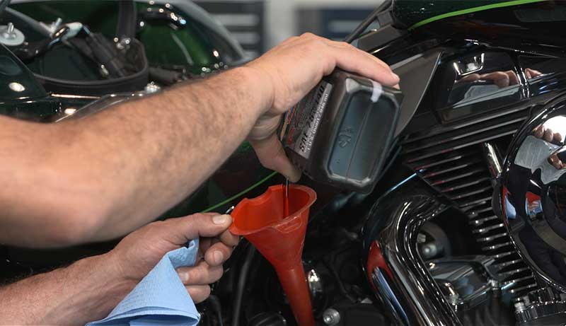 Oil For Harley Transmission