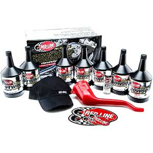 Red Line 90226 V-Twin 20w50 PowerPack Oil