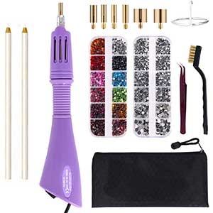 Rhinestone Applicator Wand Setter – 7 Tips