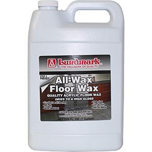 Self-Polishing Floor Wax, Instant glow, 1-Gallon