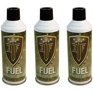 Umarex Elite Force Green Gas for Airsoft, 3 Pack