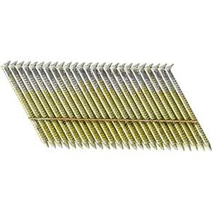 "BOSTITCH 2"" Framing Nails- 28° Wire weld| Galvanized|2000pcs"