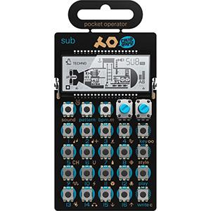 PO-14 Pocket Operator | Sub Bass Synthesizer (FM, Wavetable)