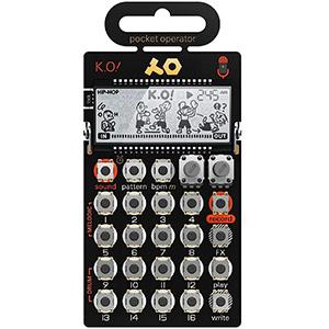 PO-33 Pocket Operator | KO Sampler (40sec. Recording)