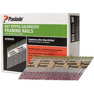 "Paslode 3"" Framing Nails - 30° Strip | Round Head|2,000pcs"