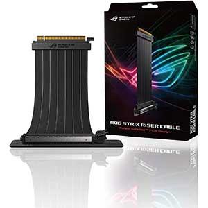 ASUS ROG Strix Riser Cable | PCI-E 3.0 | 90°Adapter | 240mm