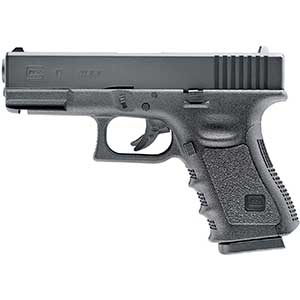 Gen3 Airsoft Glock 19 | 410 fps | CO2 | .177 Cal BB | 25.6 oz