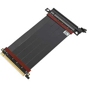 LINKUP Ultra Riser Cable | PCI-E 4.0 | Gen3 & Gen4 | x16 GPU