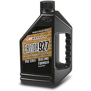 Maxima Castor Smelling 2 Stroke Oil | Less Smoke | Racing Oil