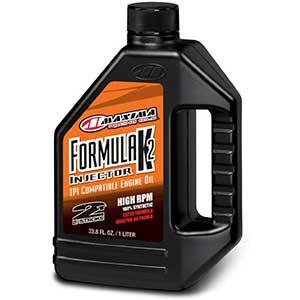 Maxima Formula K2 Smelling 2 Stroke Oil – Premix | Synthetic