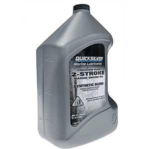Quicksilver Smelling 2 Stroke Oil – Mariner | Jet Engines