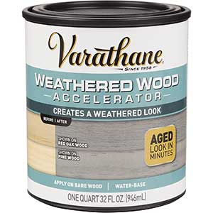 Rust-Oleum Weathered Stain for Red Oak Floors | 275 Sq. Ft. | Grey