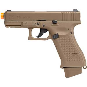Umarex Airsoft Glock 19x | Half Blowback | 350 fps | CO2 | 6mm BB