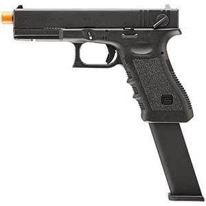 Umarex G18C Black Airsoft Glock   300 FPS   6mm BB   Green Gas