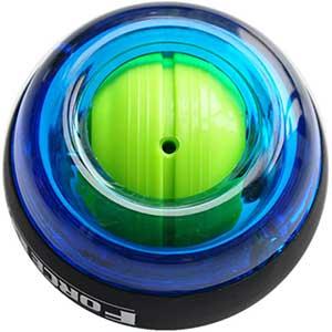 WINCSPACE Gyro Ball | Pull-Start | Wrist Trainer | LED Lights