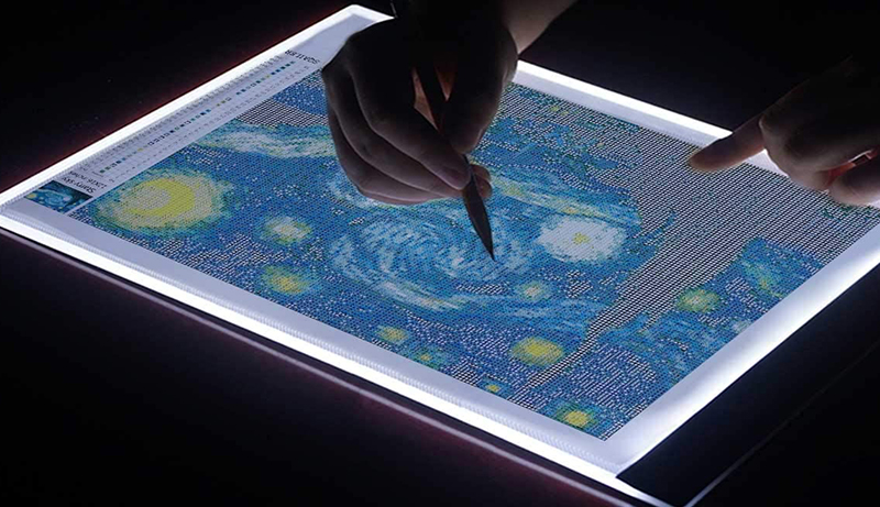 Best Light Pad for Diamond Painting