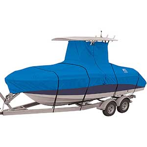 Classic Accessories T Top Boat Cover | Multi Protection | 20-22 Ft