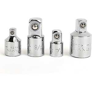 Craftsman Impact Socket Adapter | 4-Piece Set | Resist Corrosion