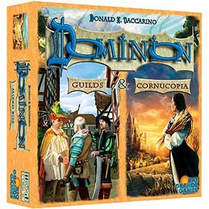 Dominion Expansion: Cornucopia & Guilds
