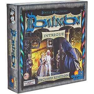 Dominion Expansion: Intrigue + 2nd Edition
