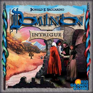 Dominion Expansion: Intrigue