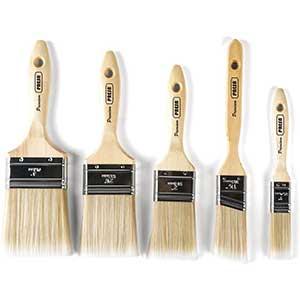 Presa Brush for Polyurethane | Heavy-Duty| Reusable| 5pcs