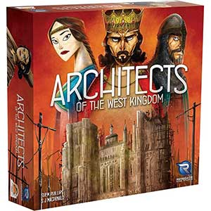 Renegade Worker Placement Games: Architects of the West Kingdom