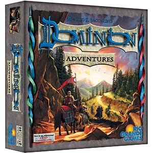 Rio Grande Dominion Expansion: Adventures