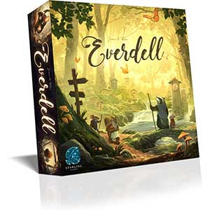 Starling Worker Placement Games: Everdell
